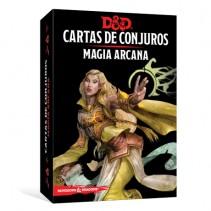 Dungeons & Dragons (Quinta Edición) - Magia Arcana/ Cartas de Conjuro