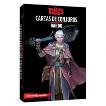 Dungeons & Dragons (Quinta Edición) - Bardo/ Cartas de Conjuro