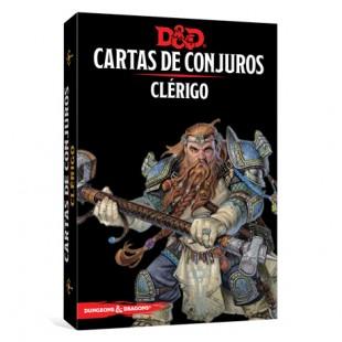Dungeons & Dragons (Quinta Edición) - Clerigo/ Cartas de Conjuro