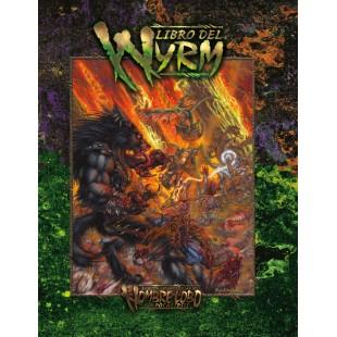 Hombre Lobo: 20 Aniversario El Libro del Wyrm