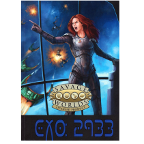 Savage Worlds: EXO 2933
