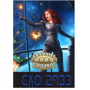 Savage Worlds: EXO 2933