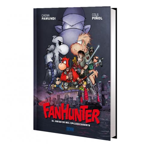 Fanhunter: El Juego de rol epicodecadente