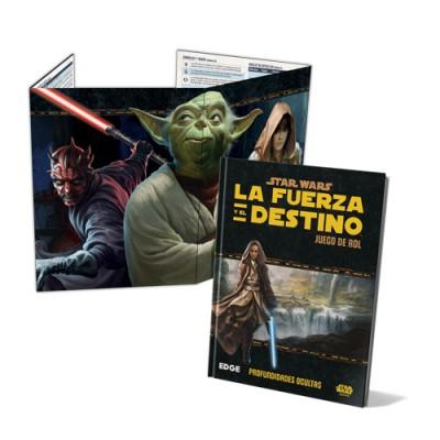 Star Wars: La Fuerza y el Destino - Pantalla del DJ La Fuerza y el Destino