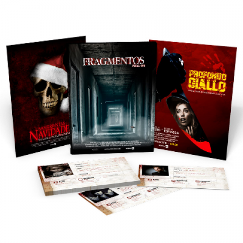 Fragmentos: Final Cut Collector Edition (Edición limitada)
