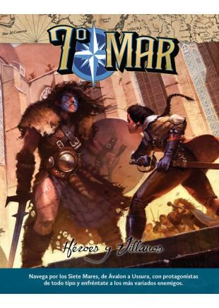 7º Mar- Heroes y Villanos