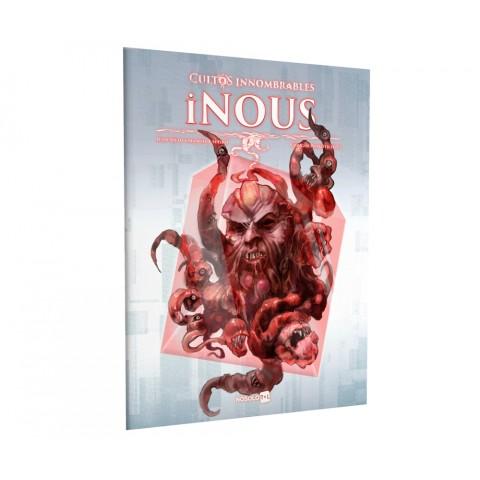 Cultos Innombrables: iNous  - Códigos Pnakóticos 1.2