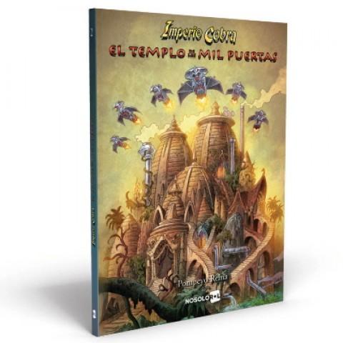 Imperio Cobra 2; El Templo de las Mil Puertas