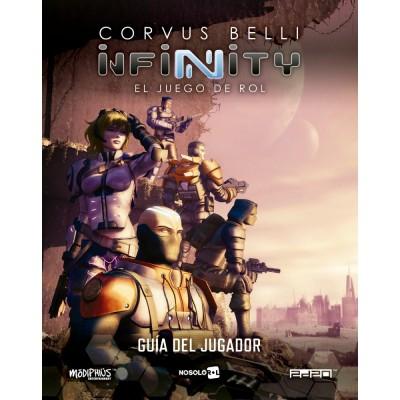 Infinity JDR: La guía del jugador