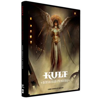 Kult: Divinidad Perdida- Libro Básico