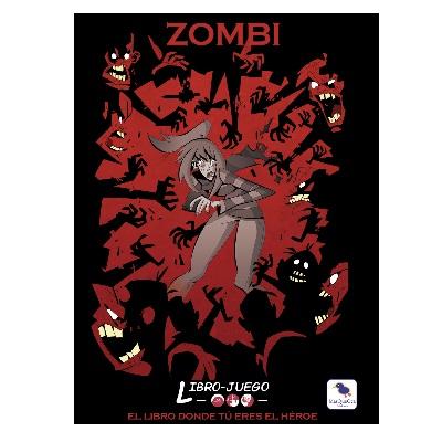 Libro Juego 07:  Zombi