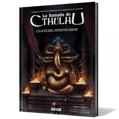 La llamada de Cthulhu 7ª Edición: La Guía del Investigador