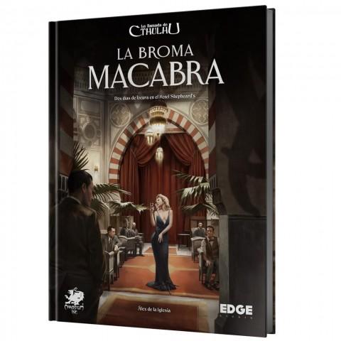 La llamada de Cthulhu 7ª Edición: La Broma Macabra