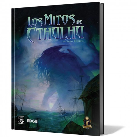 Los Mitos de Cthulhu de Sandy Petersen