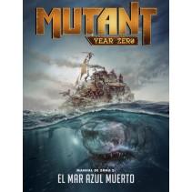 Mutant Year Zero: Manual de Zona 2 -  El Mar Azul Muerto