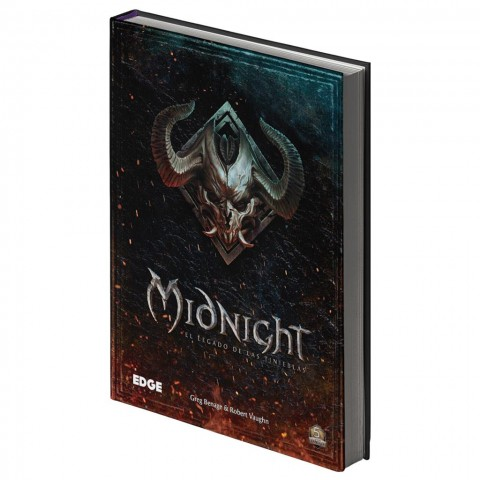 [Preventa 30-10-21] Midnight