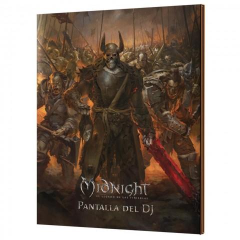 [Preventa 30-10-21] Midnight: Pantalla DJ
