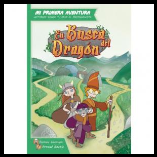 Mi primera aventura: En busca del Dragón