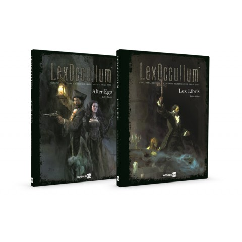 LexOccultum [Pack de lanzamiento]