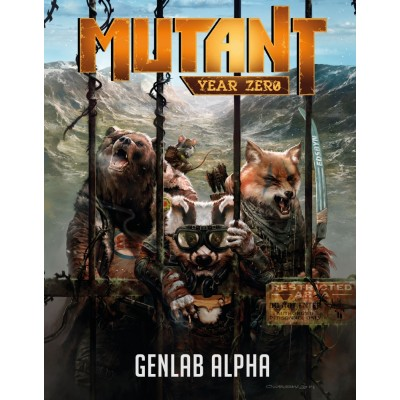 Mutant Genlab Alpha