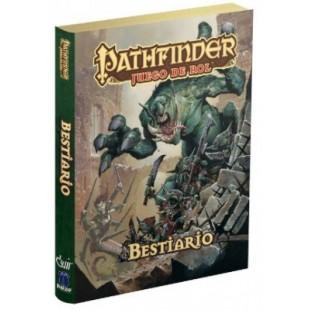 Pathfinder Bestiario – Edición de bolsillo