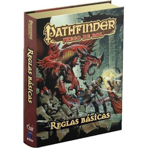 Pathfinder Reglas Básicas