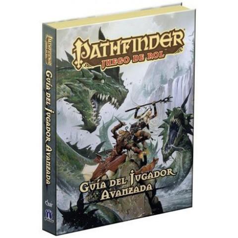 """Pathfinder """"Guia del jugador avanzada"""" – Edición de bolsillo"""