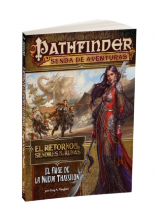 Pathfinder - El retorno de los Señores de las Runas 6: El Auge de la Nueva Thassilon