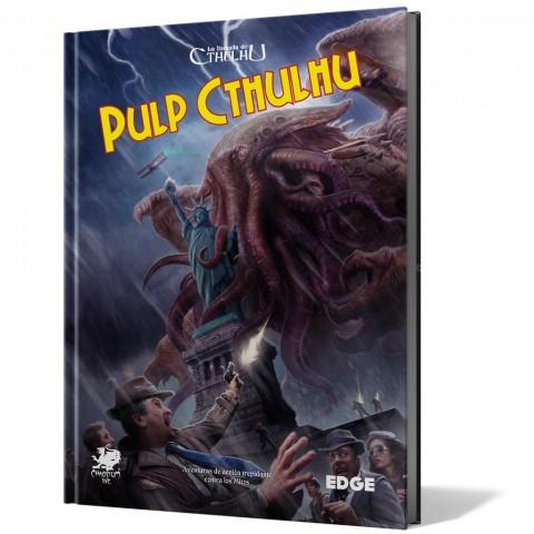 La llamada de Cthulhu: Pulp Cthulhu
