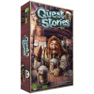 Quest Stories + promo