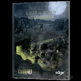 El Rastro de Cthulhu: Pantalla del Guardián