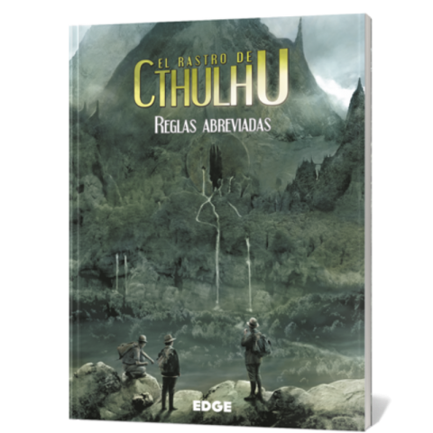 El Rastro de Cthulhu - Reglas abreviadas