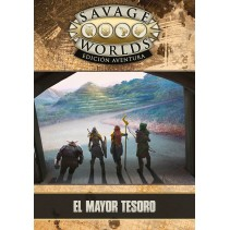 Savage Worlds (edición aventura): El mayor tesoro