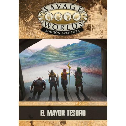 Savage Worlds (edición aventura): El mayor tesoro