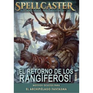 Frostgrave: SpellCaster 3