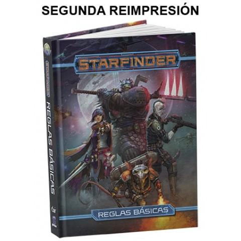 Starfinder - Reglas básicas