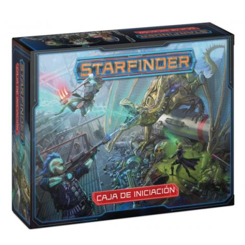 Starfinder - Caja de iniciación