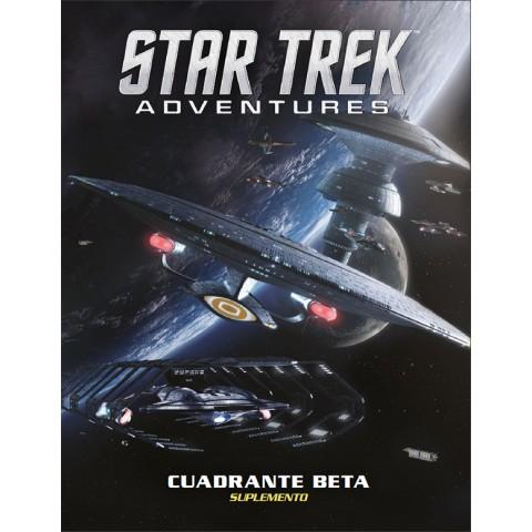 Star Trek Adventures: Cuadrante Beta