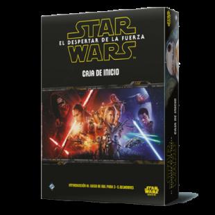 Star Wars: El Despertar de la Fuerza Caja de Inicio