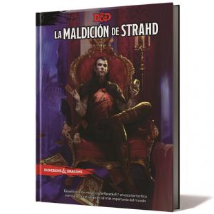 Dungeons & Dragons - La Maldición de Strahd