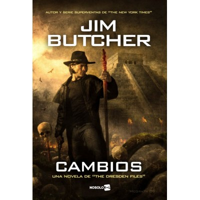 The Dresden Files: Cambios