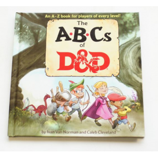 The ABC's of D&D (inglés)