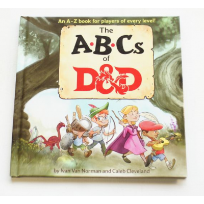The ABC's of D&D (inglés)