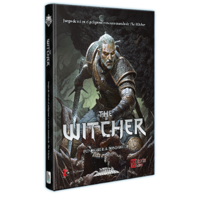The Witcher Libro Básico