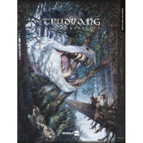 Trudvang Chronicles: El Bestiario de Jorgi