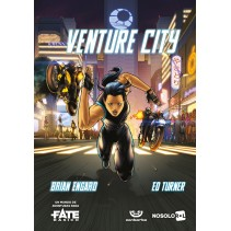Mundo Fate: Venture City
