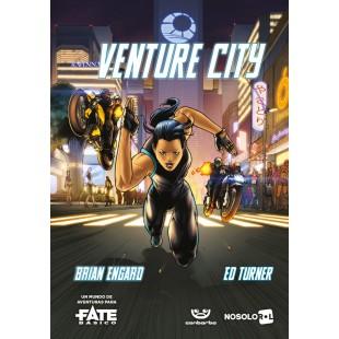 Mundos Fate: Venture City