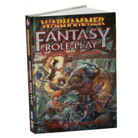 Warhammer Fantasy - Juego de rol de fantasía