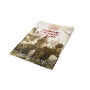 Warhammer Fantasy - Pantalla del Director de Juego