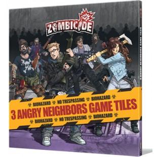Zombicide: Angry Neighbors Tile set